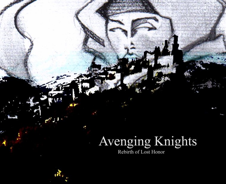 Cover for Avenging Knights