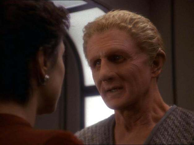 Oh Odo, why did you do it...Why?!