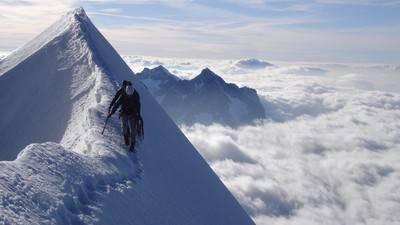 the fictional Mt. Yeng..