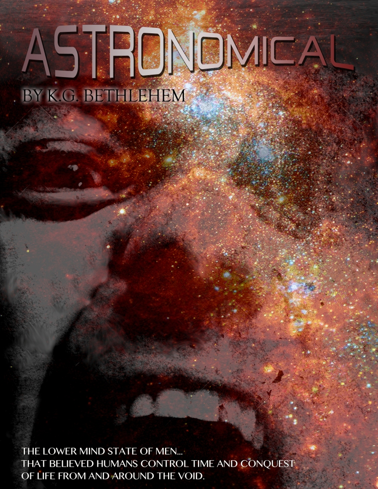 a look into a sci fi thriller