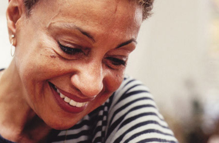 The brilliant June Jordan, photo by Gwen Phillips