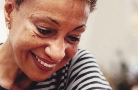 The brilliant June Jordan, photo by Gwen Phillips