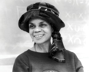 The Brilliant Poet, Sonia Sanchez