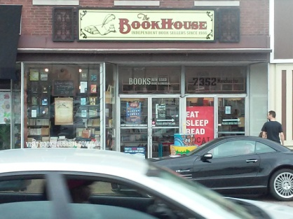 The Book House ~ Maplewood, MO