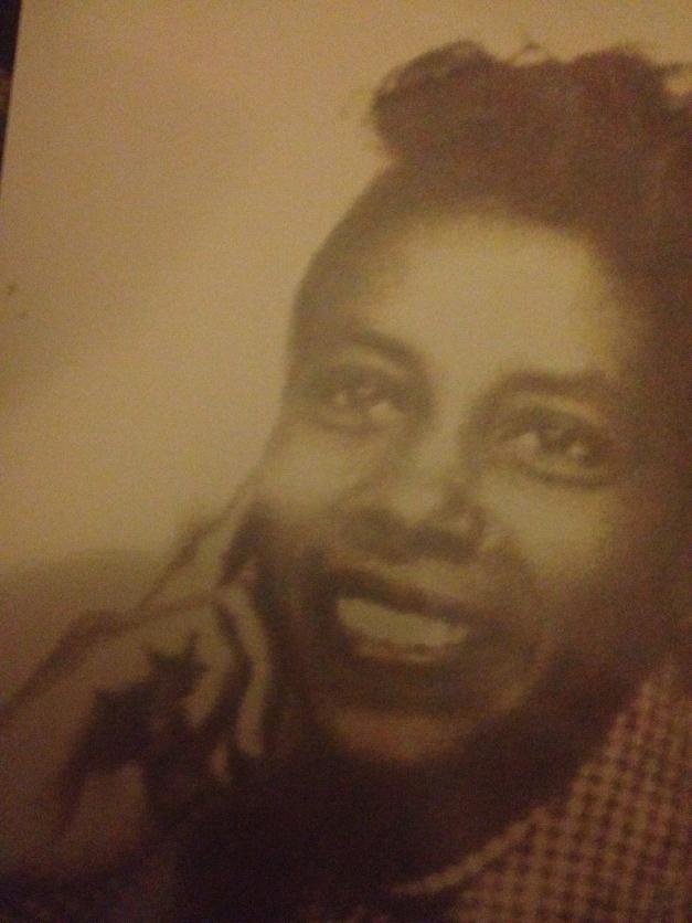 Mrs. Alma Higgins in her prime
