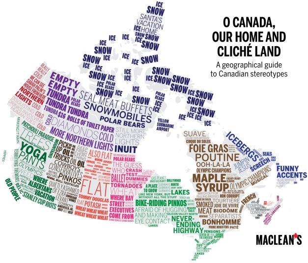 Putting Canada on the map www.macleans.ca
